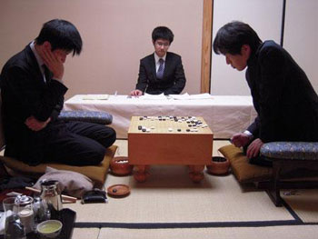 Judan Title 2009, game 1