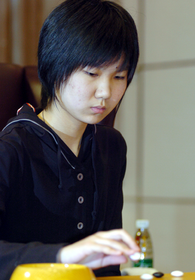 Li He at Jeongganjang Cup 2009